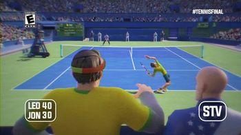 Tennis Clash TV Spot, 'Ace: Play Free Now'