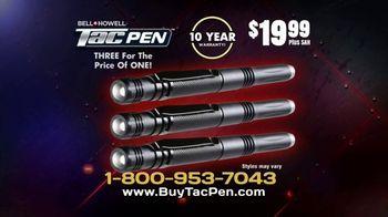 Bell + Howell Tac Pen TV Spot, 'Light up the Night: Triple Offer' - Thumbnail 9