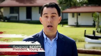 Young America's Foundation TV Spot, 'A War For the Soul of Our Nation' - Thumbnail 1