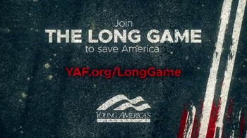 Young America's Foundation TV Spot, 'A War For the Soul of Our Nation' - Thumbnail 10