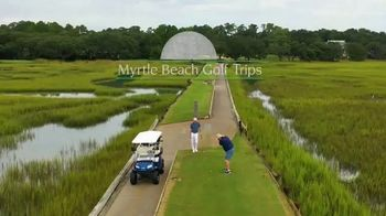 Myrtle Beach Golf Trips TV Spot, 'All in One Place' - Thumbnail 1