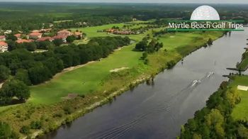 Myrtle Beach Golf Trips TV Spot, 'All in One Place' - Thumbnail 5