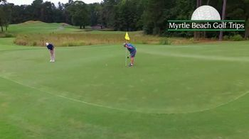 Myrtle Beach Golf Trips TV Spot, 'All in One Place' - Thumbnail 7