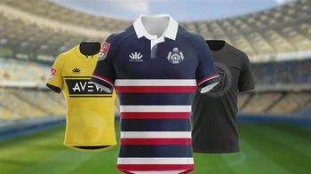 Major League Rugby TV Spot, 'Get Your Fan Gear'