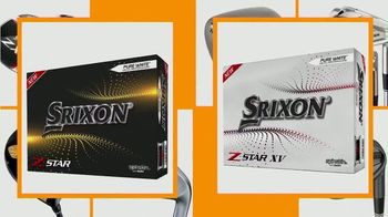 Carl's Golfland TV Spot, 'Yowza: Srixon, XXIO, and Cleveland'