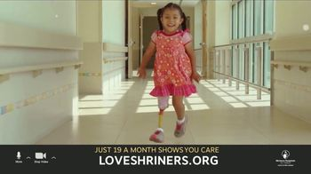 Shriners Hospitals for Children TV Spot, 'History Repeating Itself' - Thumbnail 7