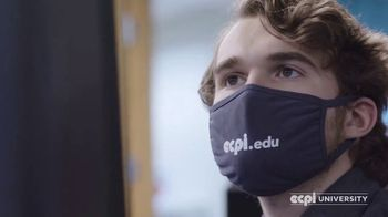 East Coast Polytechnic Institute TV Spot, 'Second Bachelor's in Cybersecurity'