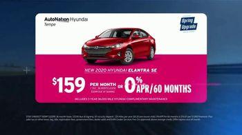 AutoNation Hyundai Spring Upgrade Sales Event TV Spot, 'Go Time: 2020 Elantra SE' - Thumbnail 4