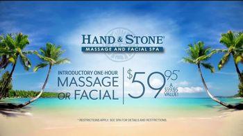 Hand & Stone TV Spot, 'Feel Good Again: $59.95' - Thumbnail 6
