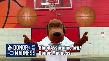 Blood Assurance TV Spot, 'Donor Madness: Save Three Lives' - Thumbnail 10