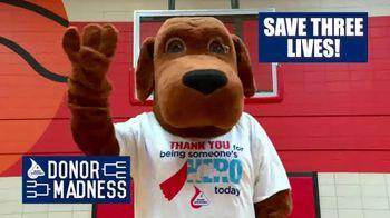 Blood Assurance TV Spot, 'Donor Madness: Save Three Lives' - Thumbnail 5