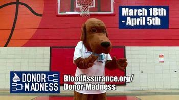 Blood Assurance TV Spot, 'Donor Madness: Save Three Lives' - Thumbnail 6
