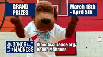 Blood Assurance TV Spot, 'Donor Madness: Save Three Lives' - Thumbnail 8