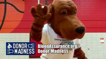 Blood Assurance TV Spot, 'Donor Madness: Save Three Lives' - Thumbnail 9