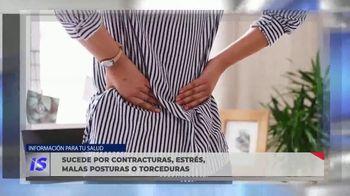 Genomma Lab Internacional TV Spot, 'El dolor de espalda' con Chiqui Delgado [Spanish] - Thumbnail 2