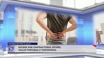 Genomma Lab Internacional TV Spot, 'El dolor de espalda' con Chiqui Delgado [Spanish] - Thumbnail 3