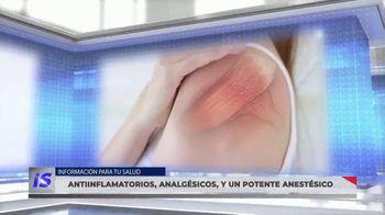 Genomma Lab Internacional TV Spot, 'El dolor de espalda' con Chiqui Delgado [Spanish] - Thumbnail 5