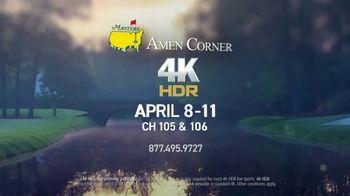 DIRECTV 4K HDR TV Spot, '2021: The Masters' - Thumbnail 9