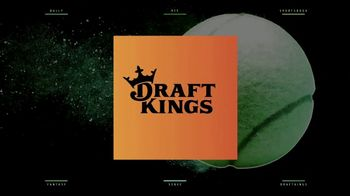 DraftKings TV Spot, 'Game, Set, Match, Win' - Thumbnail 1