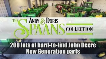Mecum On Time TV Spot, 'Jackson Boy's Collection and The Andy & Doris Spaans Collection' - Thumbnail 2