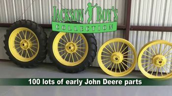 Mecum On Time TV Spot, 'Jackson Boy's Collection and The Andy & Doris Spaans Collection' - Thumbnail 4