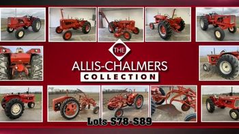 Mecum Gone Farmin' 2021 Spring Classic TV Spot, 'The Allis-Chalmers Collection'