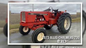 Mecum Gone Farmin' 2021 Spring Classic TV Spot, 'The Allis-Chalmers Collection' - Thumbnail 2