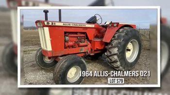 Mecum Gone Farmin' 2021 Spring Classic TV Spot, 'The Allis-Chalmers Collection' - Thumbnail 3