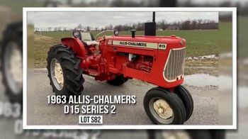 Mecum Gone Farmin' 2021 Spring Classic TV Spot, 'The Allis-Chalmers Collection' - Thumbnail 4