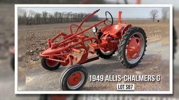 Mecum Gone Farmin' 2021 Spring Classic TV Spot, 'The Allis-Chalmers Collection' - Thumbnail 6