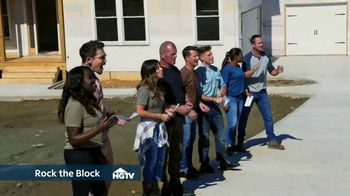 Spectrum TV Spot, 'HGTV: Rock the Block'