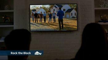 Spectrum TV Spot, 'HGTV: Rock the Block' - Thumbnail 1