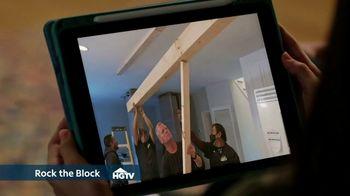 Spectrum TV Spot, 'HGTV: Rock the Block' - Thumbnail 3