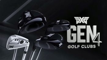 Parsons Xtreme GEN4 Golf Clubs TV Spot, 'The Science Of Sexy' - Thumbnail 3