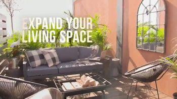 Wayfair TV Spot, 'Design Star: Outside Oasis'