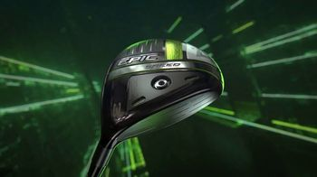 Callaway Epic Speed Fairway Wood TV Spot, '20 of 20 Stars' Featuring Phil Mickelson