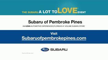 Subaru A Lot to Love Event TV Spot, 'Dog Tested: Honk' [T2] - Thumbnail 9