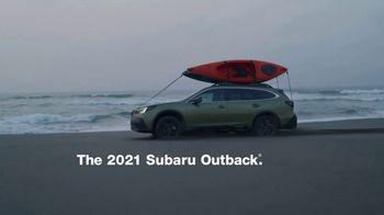 Subaru A Lot to Love Event TV Spot, 'Adventurous Heart' [T2] - Thumbnail 3