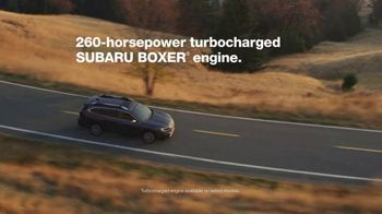 Subaru A Lot to Love Event TV Spot, 'Adventurous Heart' [T2] - Thumbnail 5
