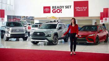 Toyota Ready Set Go! TV Spot, 'Imagine: Neighborhood' [T2] - 150 commercial airings