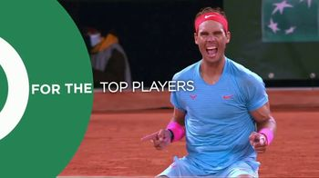 Tennis Channel Plus TV Spot, 'Live Tennis Anywhere: 20% Off'