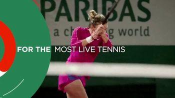 Tennis Channel Plus TV Spot, 'Live Tennis Anywhere: 20% Off' - Thumbnail 2
