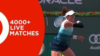 Tennis Channel Plus TV Spot, 'Live Tennis Anywhere: 20% Off' - Thumbnail 4