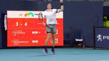 Tennis Channel Plus TV Spot, 'Live Tennis Anywhere: 20% Off' - Thumbnail 8
