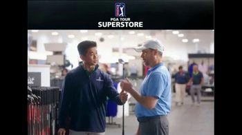 PGA TOUR Superstore TV Spot, 'Like a Pro' - Thumbnail 2