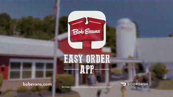 Bob Evans Restaurants Family Meal TV Spot, 'Homemade Meal in a Hurry' - Thumbnail 9