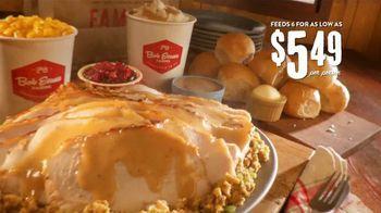 Bob Evans Restaurants Family Meal TV Spot, 'Homemade Meal in a Hurry' - Thumbnail 6
