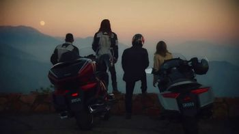2021 Honda Gold Wing TV Spot, 'Your Furthest Ambition' - Thumbnail 10