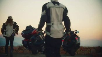 2021 Honda Gold Wing TV Spot, 'Your Furthest Ambition' - Thumbnail 2