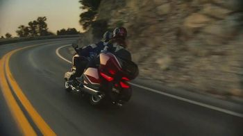 2021 Honda Gold Wing TV Spot, 'Your Furthest Ambition' - Thumbnail 4